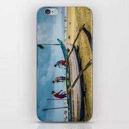 Fisherman 2 iPhone Skin