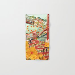 San Francisco Hand & Bath Towel
