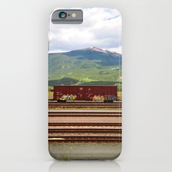 Train Car. iPhone & iPod Case