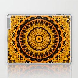 Indian kaleidoscope Laptop & iPad Skin