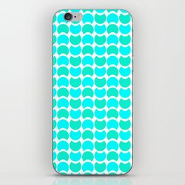 HobNob Sea Small iPhone Skin
