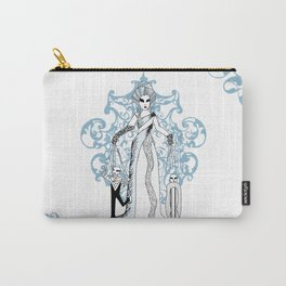 Libra / 12 Signs of the Zodiac Carry-All Pouch