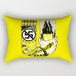 U – Punk Rectangular Pillow