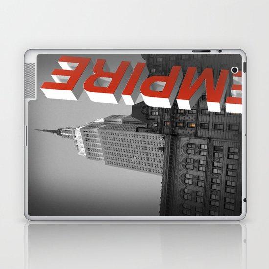 Empire Laptop & iPad Skin