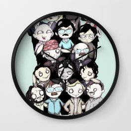 Serial Killers *EXTENDED* Wall Clock