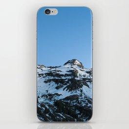 Blue Evening iPhone Skin