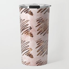 Scratchs and colors Travel Mug