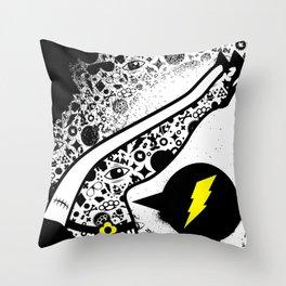 Cherry Pop Throw Pillow