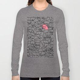 Word 2 the Herd v1 Long Sleeve T-shirt
