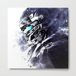 halo 5 Metal Print