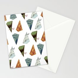 Elementals Stationery Cards
