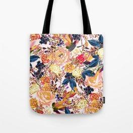 Rustic Floral #society6 #decor #buyart Tote Bag