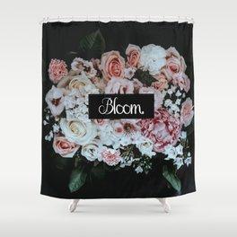 Bloom. Shower Curtain
