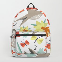 Spring Songs Backpack