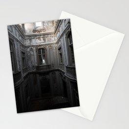 The Hall, abandoned palace Stationery Cards