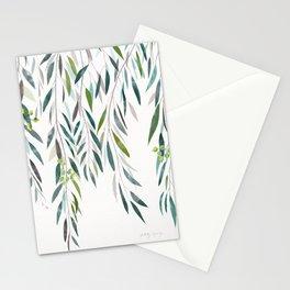 Eucalyptus Drop  Stationery Cards