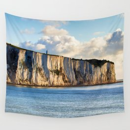 Cretaceous rocks of Dover Wall Tapestry