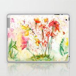 Spring Splatter Laptop & iPad Skin