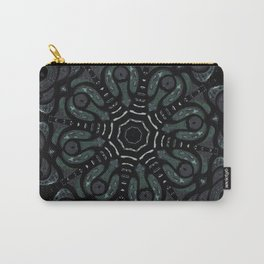 Dark Mandala #4 Carry-All Pouch