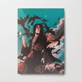 UchihaItachi Metal Print