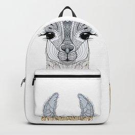 BABY LAMA (CRIA) Backpack