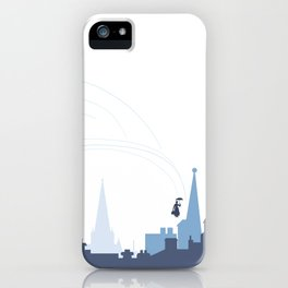 Winds in the East iPhone Case