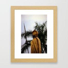King Kamehameha II Framed Art Print