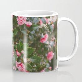 Pink Camellias Coffee Mug