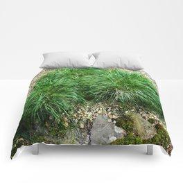 Decorative Grass Comforters
