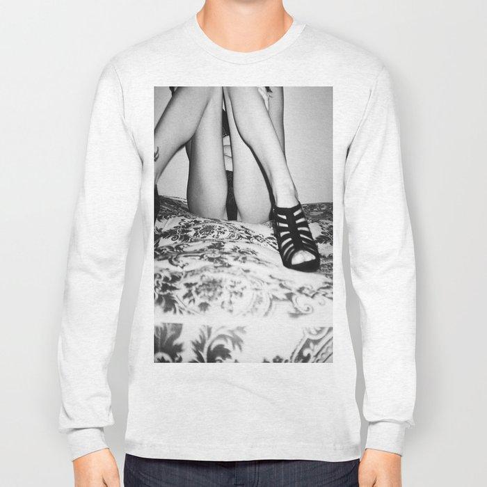 Sup' Girl Long Sleeve T-shirt