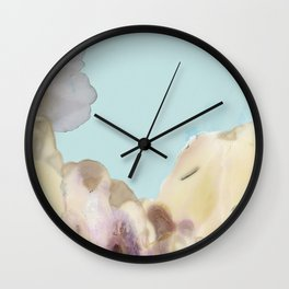 untitled #6 Wall Clock