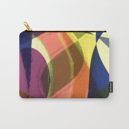 Abstract #465 Carry-All Pouch