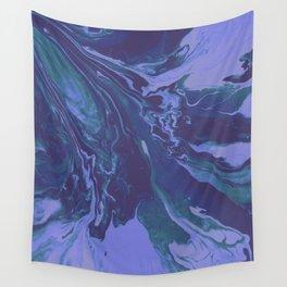Mermaid Marble Wall Tapestry