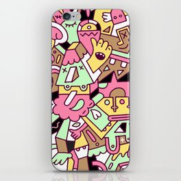 Mumble iPhone Skin