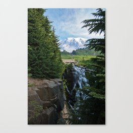 View from Paradise Canvas Print