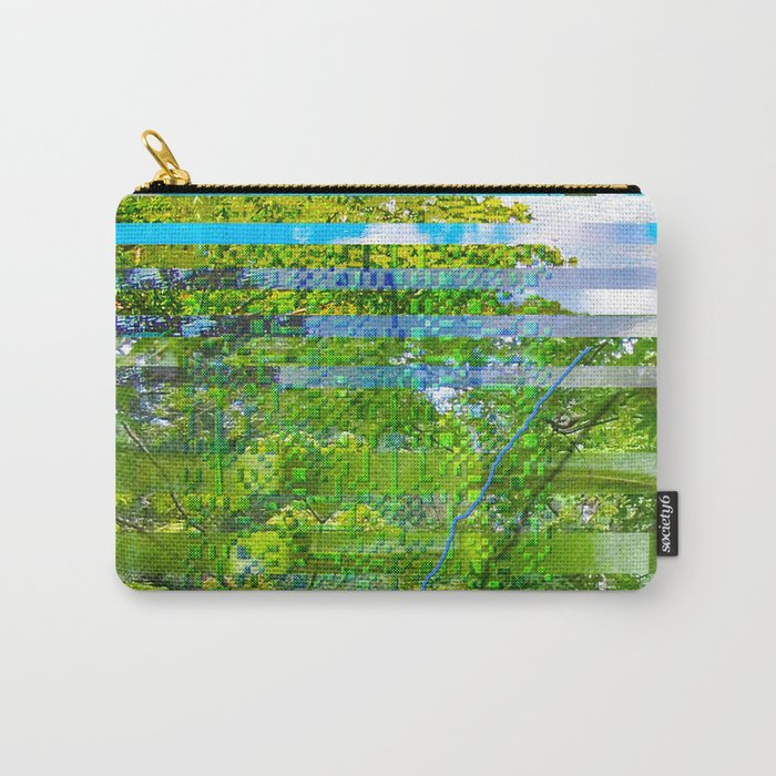 Landscape of My Heart (segment 1) Carry-All Pouch