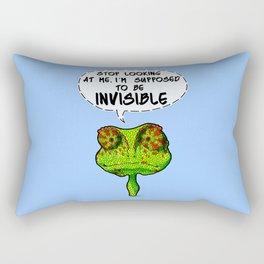 Chameleon I Rectangular Pillow