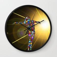 FREE!!!! Wall Clock