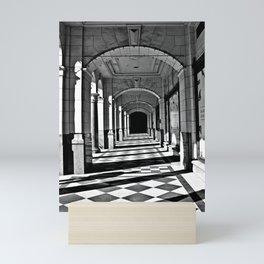 Shadowed Perspective Mini Art Print