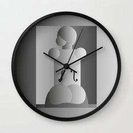 Violon d'Ingres Wall Clock
