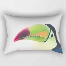 Toucan Do It! Rectangular Pillow