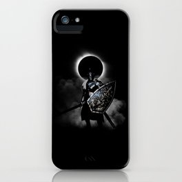 Knight of Faraam iPhone Case
