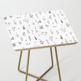 Wildflowers Side Table