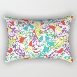 pajaros Rectangular Pillow