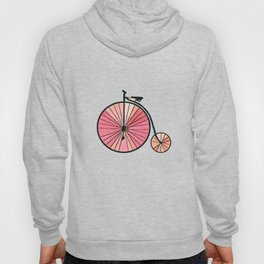 Old bicycle Hoody