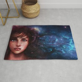 We Are made of Starstuff Rug