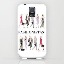Fashionistas iPhone Case