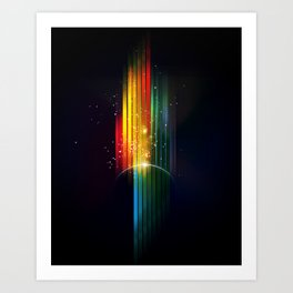 Harmony + Rhapsody Art Print