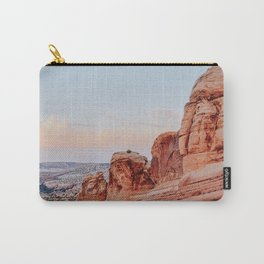 arches national park xv / utah desert Carry-All Pouch