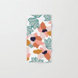 Carmella #illustration #pattern Hand & Bath Towel